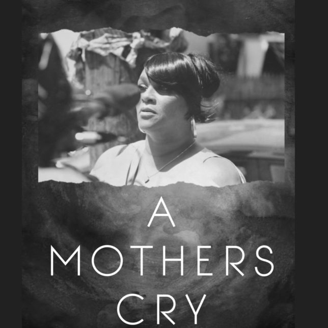 a mother's cry graphic