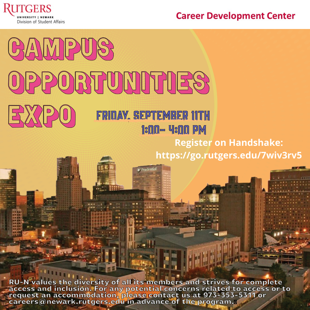 campus opportunities expo