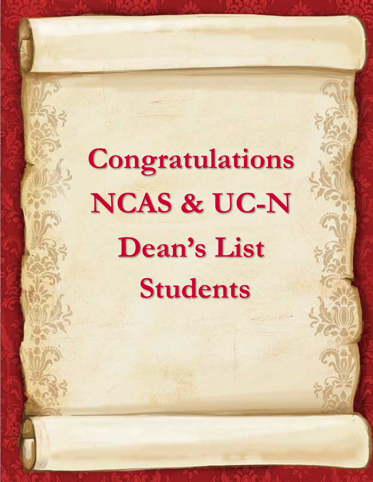 Deans List Pictures