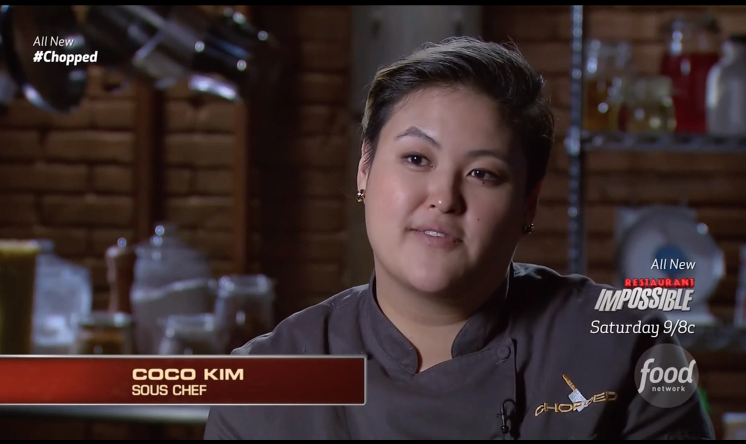 Still of Coco Kim from Chopped