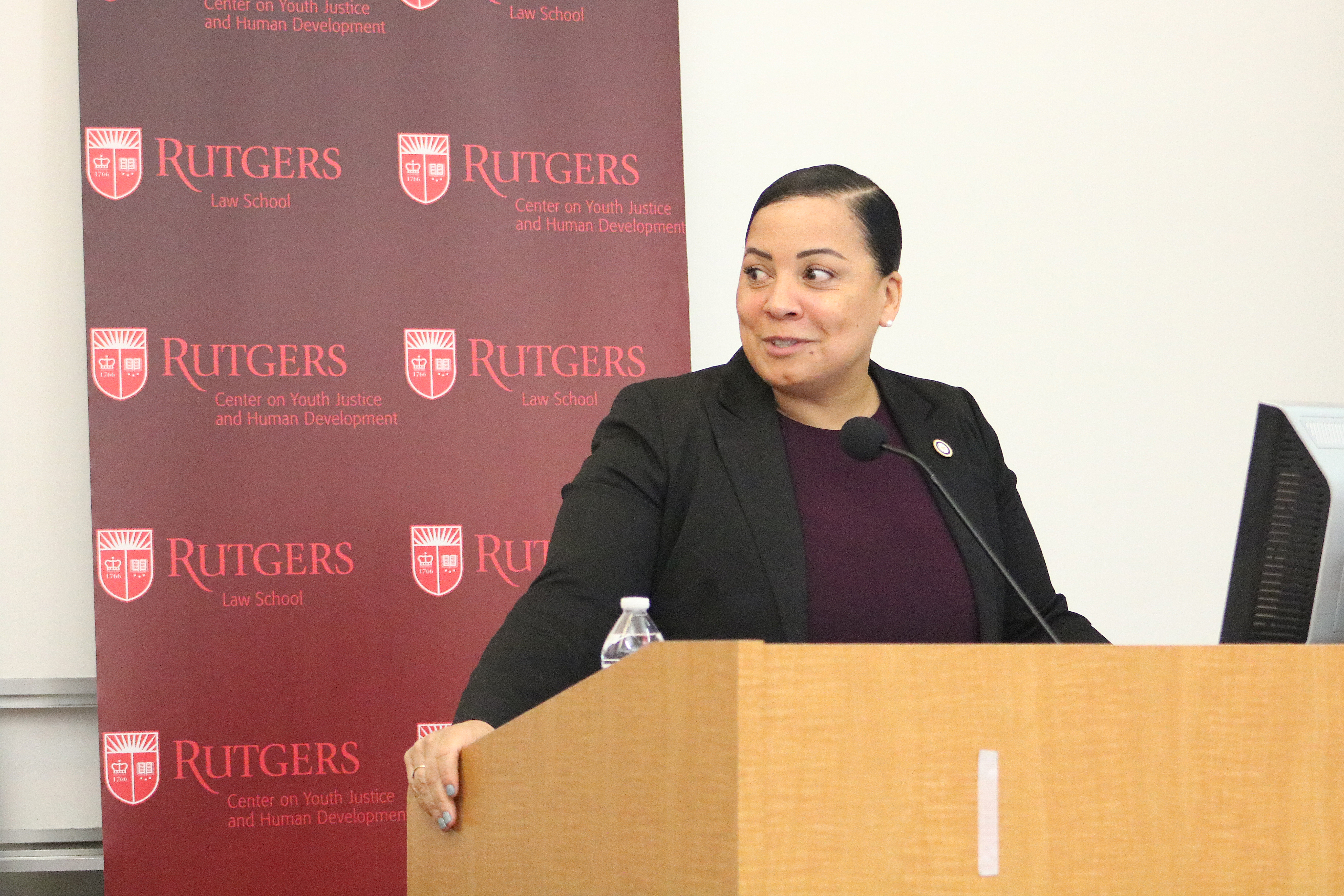 Suffolk County DA Rachael Rollins