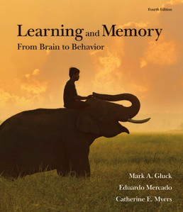 learning and memory, gluck, book cover