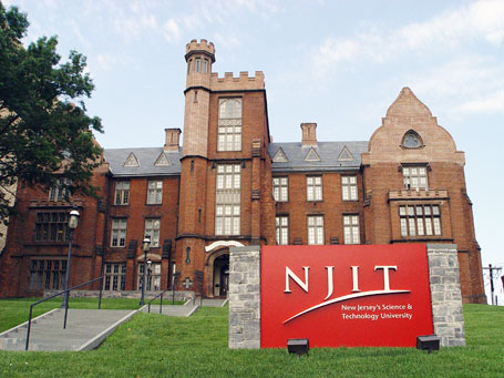 photo of eberhardt hall at NJIT