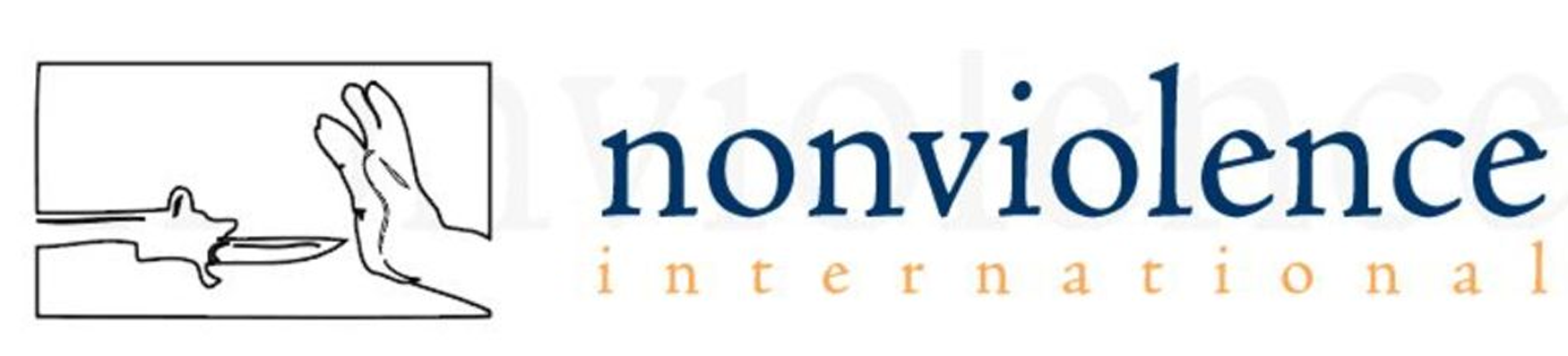 Nonviolence international logo