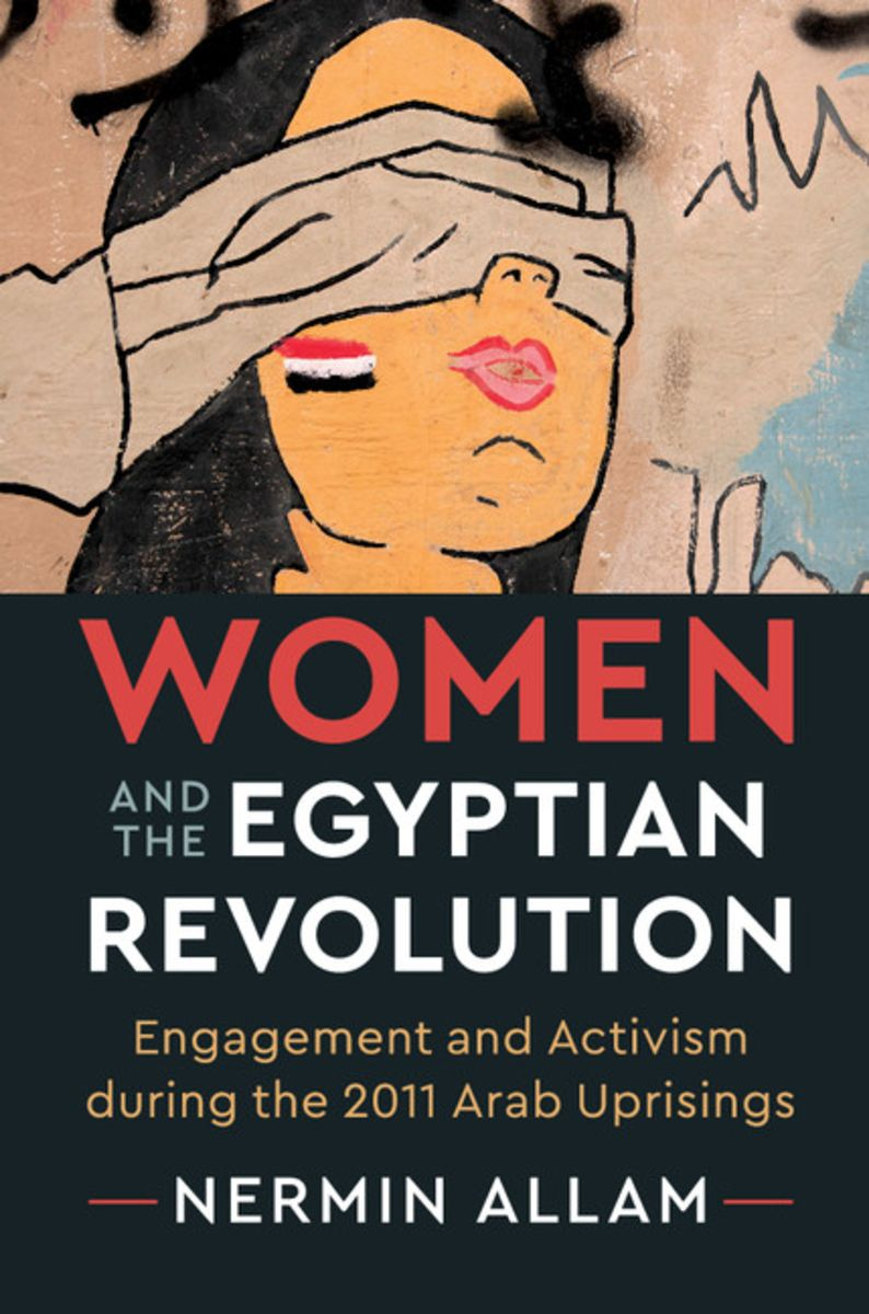 Women and the Egyptian Revolution book cover