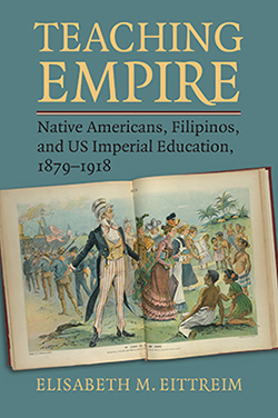 photo of Teaching Empire book cover