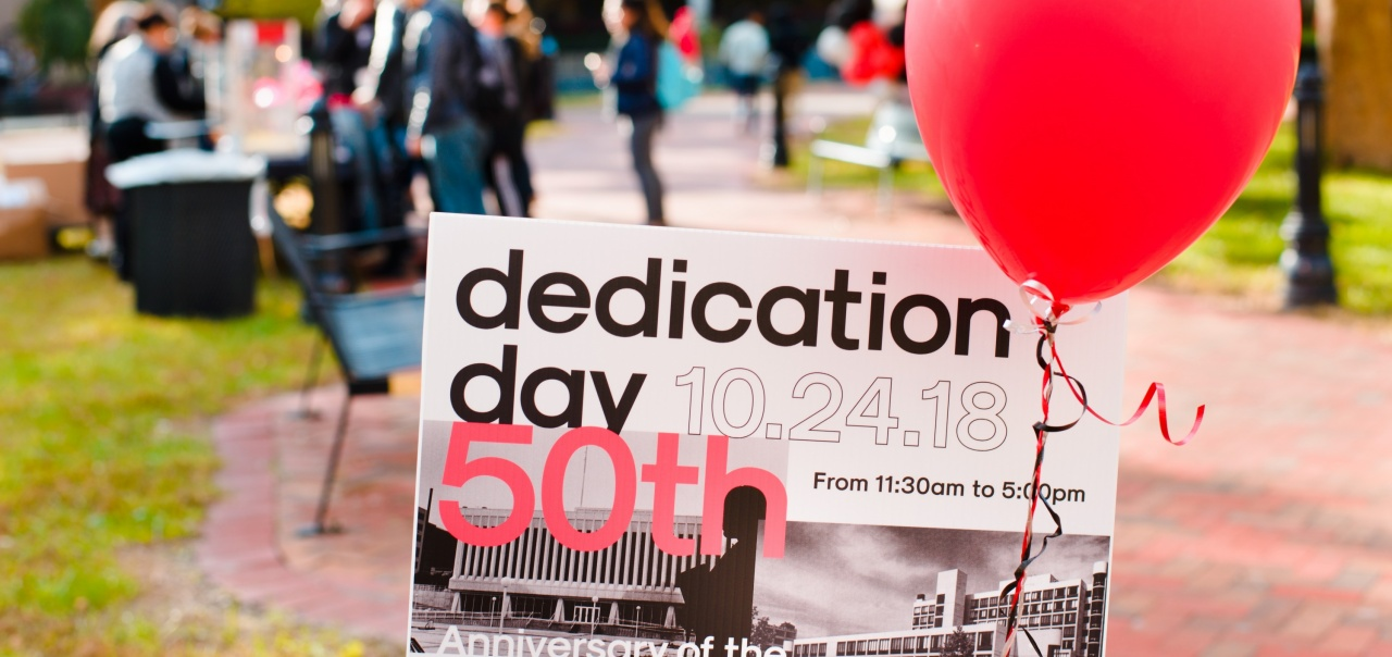 Dedication Day poster