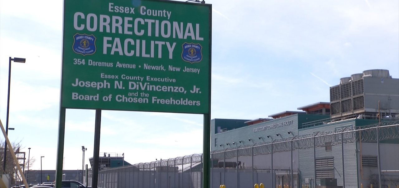 Essex County Correctional Facility, courtesy of NJTV