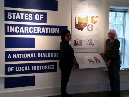 HAL's States of Incarceration exhibit