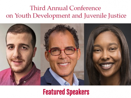Youth Development and Juvenile Justice Conference Speakers