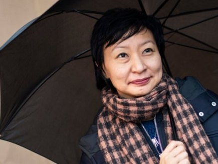 Cathy Park Hong by Ali Smith for the The Guardian