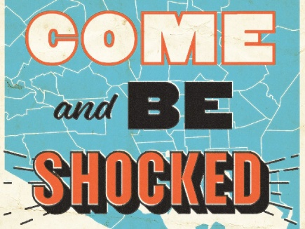 Come and Be Shocked book cover