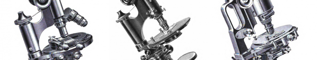 Old Zeiss microscopes