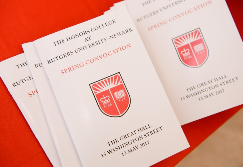 Convocation programs